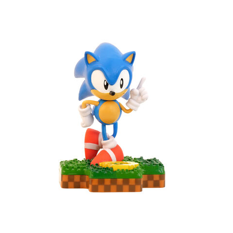 Figurine Totaku - Sonic - Sonic (exclu Gs)