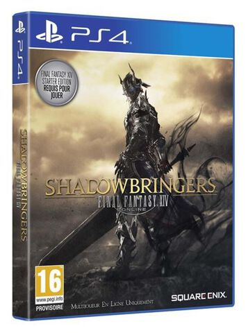 Final Fantasy XIV Shadow Bringers