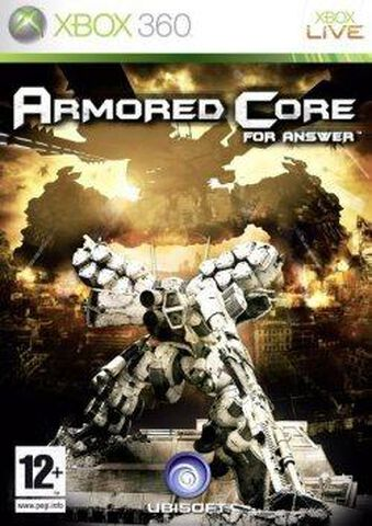 Armored Core, For Answer