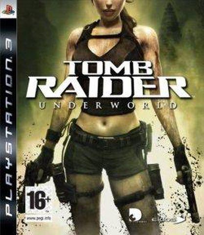 Tomb Raider, Underworld