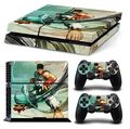 Pack de Stickers - PS4 Street Fighter V Ryu Debout