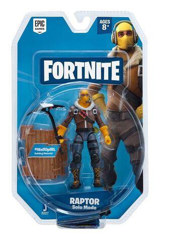 Figurine - Fortnite - Pack  Figurine Raptor