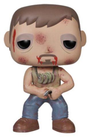 Figurine Funko Pop! N°100 - The Walking Dead - Injured Daryl