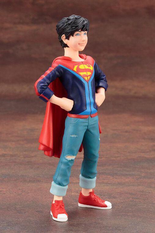 Statuettes Artfx Kotobukiya - DC Comics - Jonathan Kent & Krypto 1/10