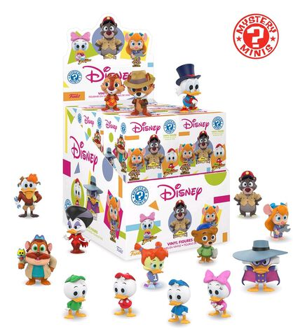 Figurine Mystere - Disney - Disney Afternoon - Mystery Mini