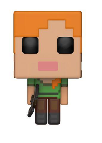 Figurine Toy Pop N°317 - Minecraft - Alex