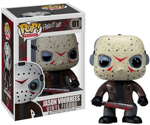 Figurine Funko Pop! N°01 - Jason - Jason Voorhees