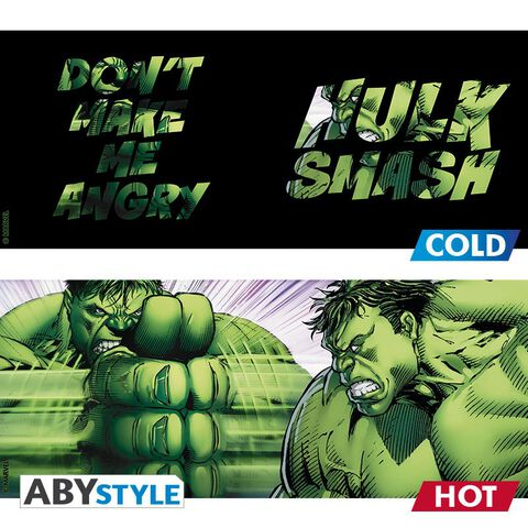 Mug - Marvel - Heat Change Hulk 460 ml