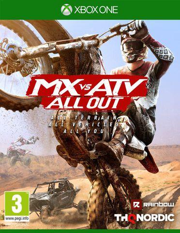 Mx Vs Atv All Out - Jeu complet - Version digitale