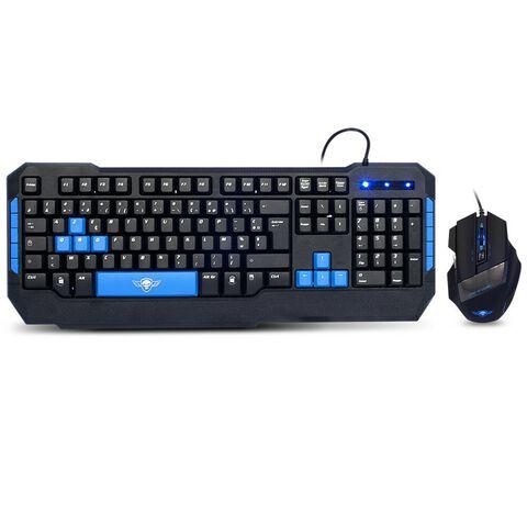 Pack 3 en 1 Pro Mk6 (clavier+souris+tapis)
