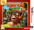 Donkey Kong Country Returns Selects