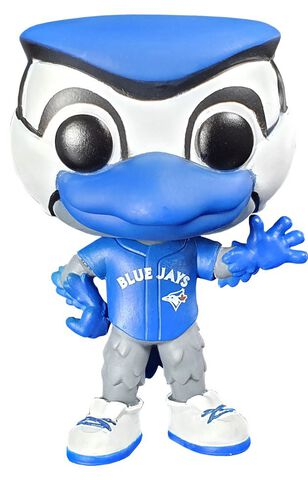 Figurine Funko Pop! N°19 - MLB - Ace (toronto)