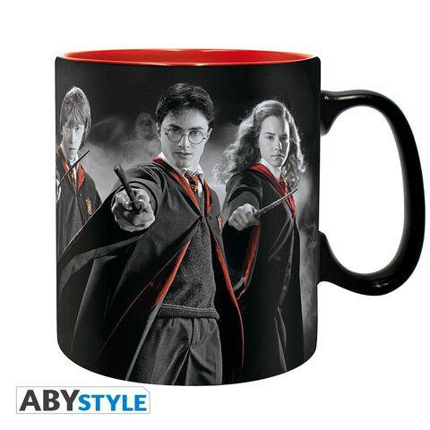 Mug - Harry Potter - Harry Ron Et Hermione 320ml