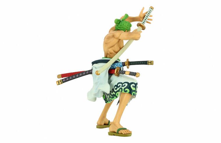Figurine Smsp Wfc 3 - One Piece - The Roronoa Zoro ( The Brush )