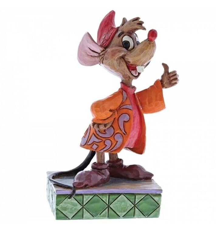 Figurine Disney Tradition - Cendrillion - Jaq