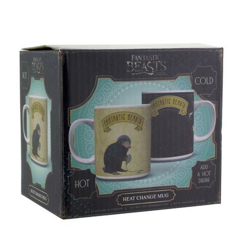 Mug - Les Animaux Fantastiques - Tasse à changement de température - Niffler