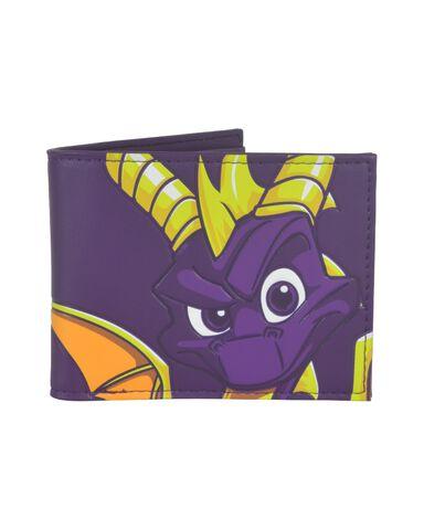 Portefeuille - Spyro - Visage