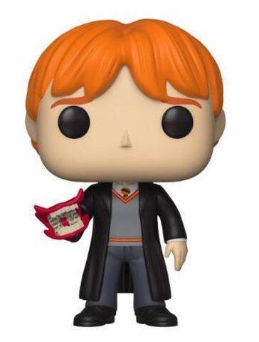 Figurine Funko Pop! N°71 - Harry Potter - Série 5 Ron avec hurleur