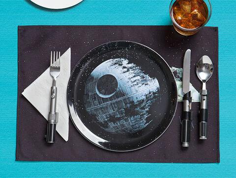 Set de vaisselle - Star Wars - Etoile de la mort - Exclusif Micromania - GameStop