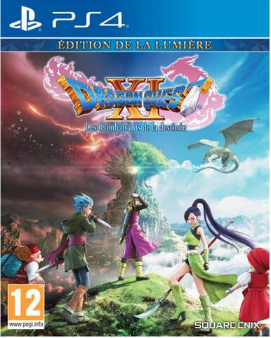Dragon Quest XI Les Combattants De La Destinee