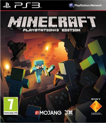 Minecraft - PS3 Edition