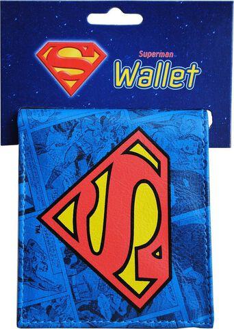Porte-monnaie - Superman - Bifold Logo