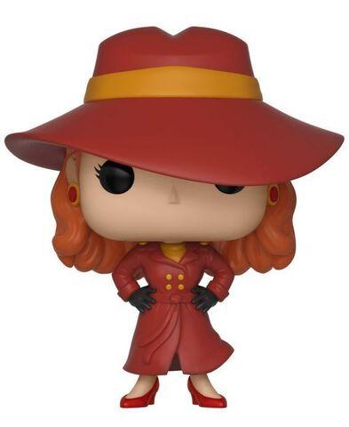 Figurine Funko Pop! N°662 - Carmen Sandiego - Carmen