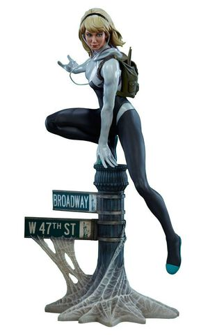 Statuette Sideshow Collectible - Marvel Comics - Spider-Gwen 40 cm