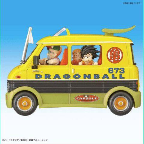 Maquette Mecha Collection - Dragon Ball Vol.7 - Van de Tortue Géniale