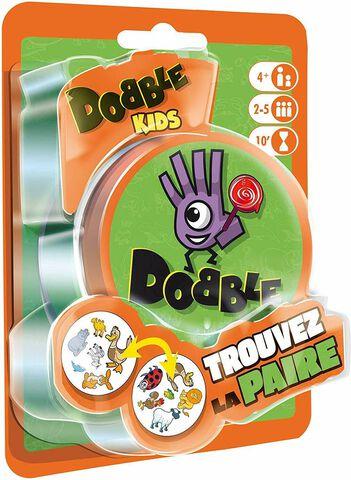 Jeu de société - Dobble Kids - Blister