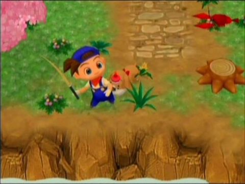 Harvest Moon, Magical Melody