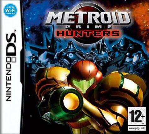 Metroid, Prime Hunters