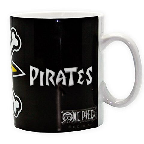 Mug - One Piece - Luffy Pirate 460 Ml