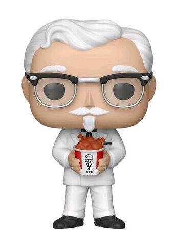 Figurine Funko Pop! N°05 - Icones - Colonel Sanders