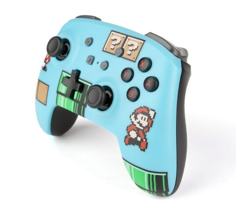 Manette sans fil Nintendo Switch - Super Mario Bros 3