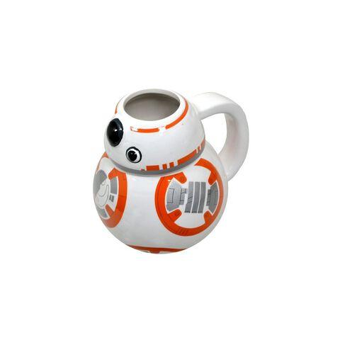 Mug - Star Wars Episode VII - 3D - BB-8