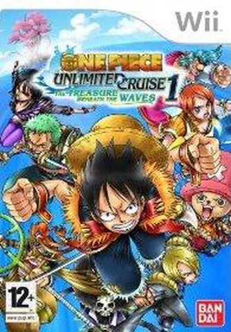 One Piece Unlimited Cruise, Le Trésor Sous Les Flots
