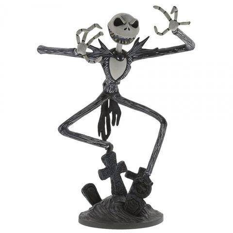 Statuette Vinyl Gran Jester - L'etrange Noël de Monsieur Jack - Jack Skellington