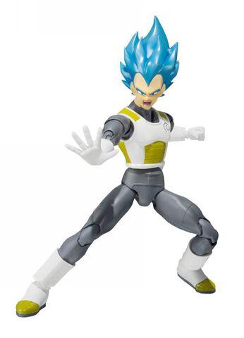 Figurine Figuart Sh - Dragon Ball Z - Super S God Super Vegeta