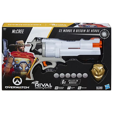 Nerf Rival - Overwatch - Mccree
