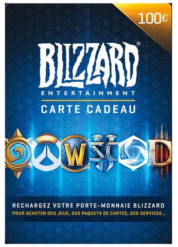 Carte Battle.net 100 Euros