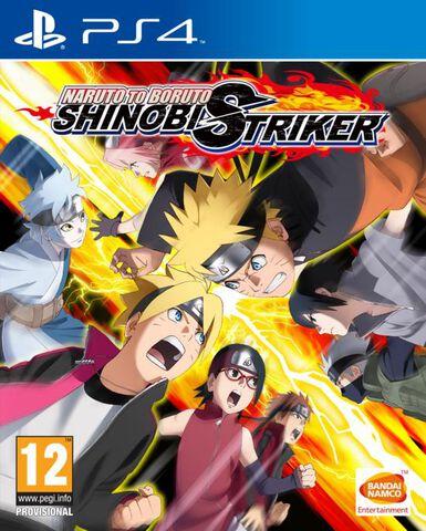 * Naruto To Boruto Shinobi Striker