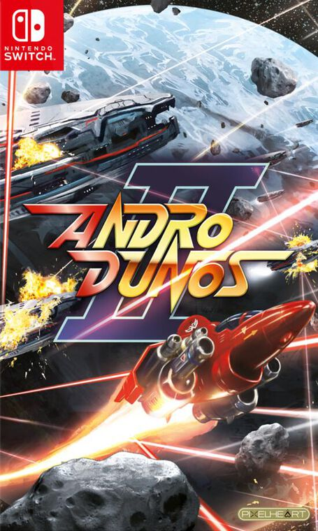 Andro Dunos 2