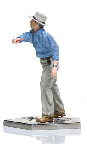 Statuette Art Scale - Jurassic Park -  Alan Grant 1/10