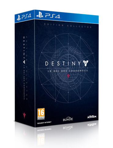 Destiny : Le Roi des Corrompus Edition Collector