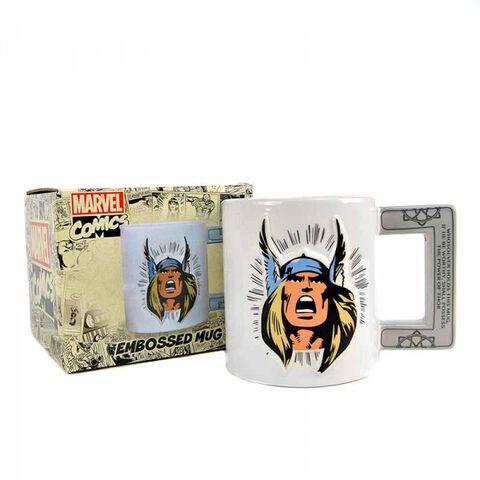 Mug - Marvel - Thor - En relief