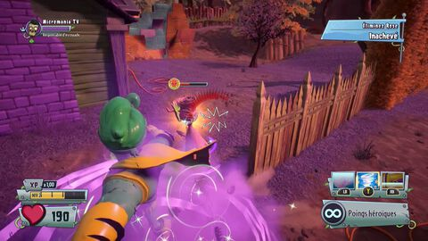 Plants Vs Zombies Garden Warfare 2 Edition Deluxe Numérique Xbox One