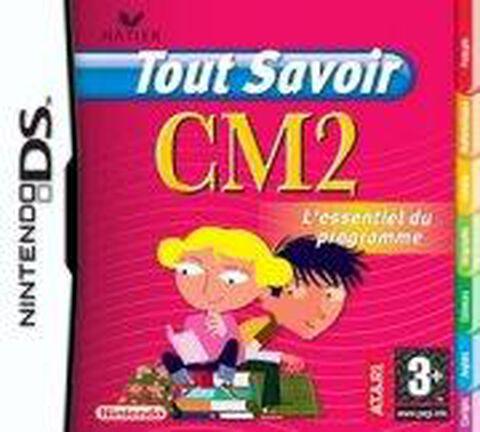 Tout Savoir Cm2, L'essentiel Du Programme