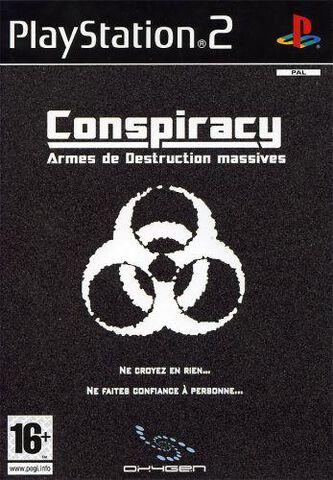 Conspiracy Armes De Destruction Massives