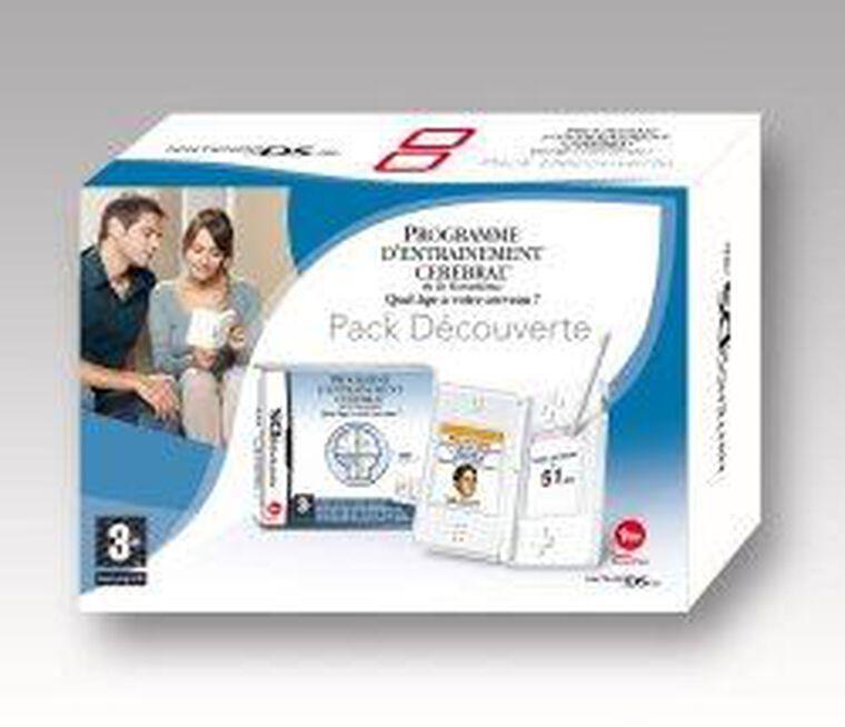 Pack Ds Découverte, Programme Du Dr Kawashima